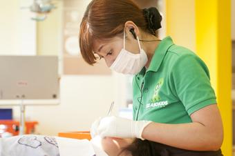 マイナス1才からのムシ歯予防